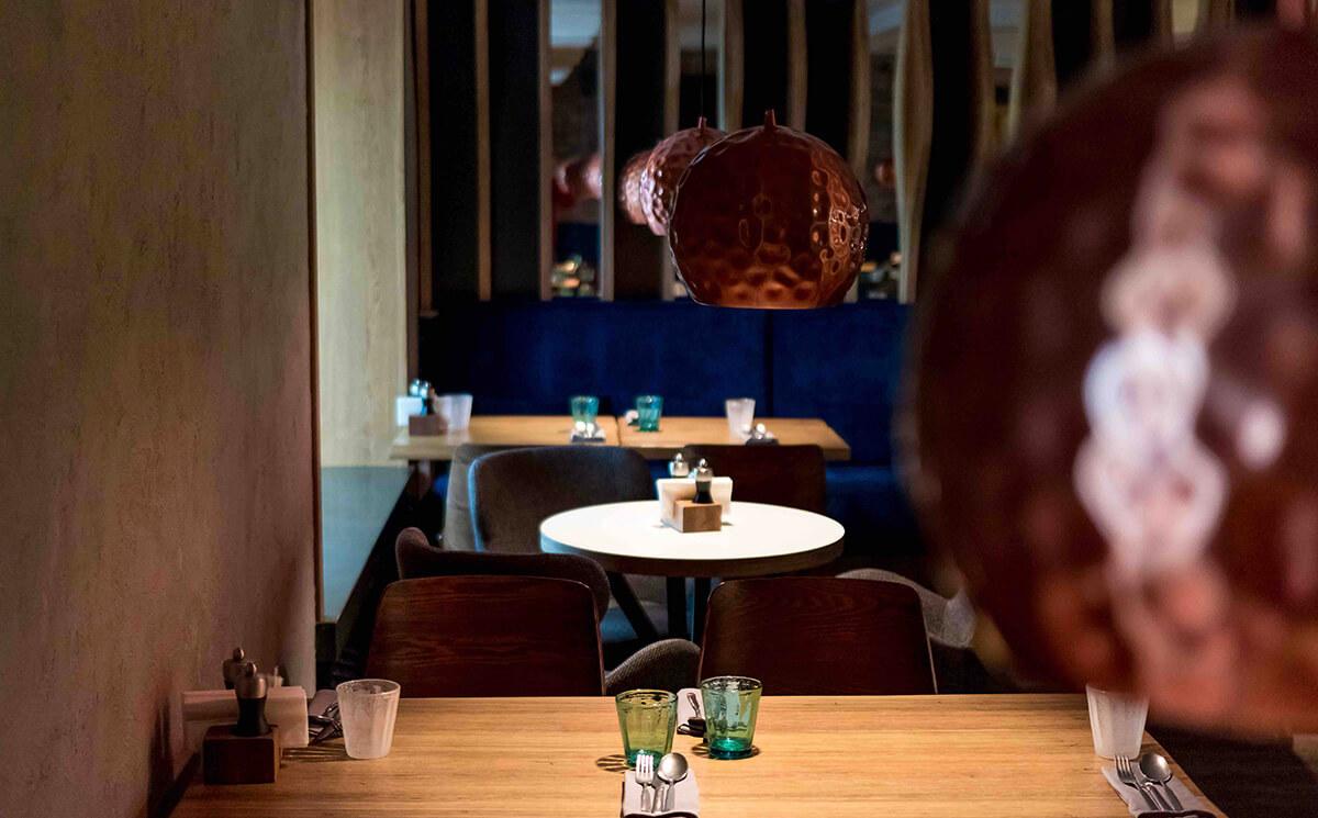 Скидка 30% в ресторане Brasserie Lambic на Гоголевском)